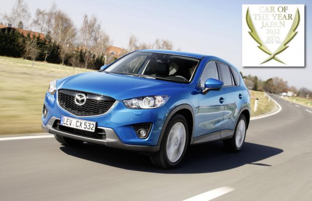 Mazda steigert Umsatz um 8,5 Prozent