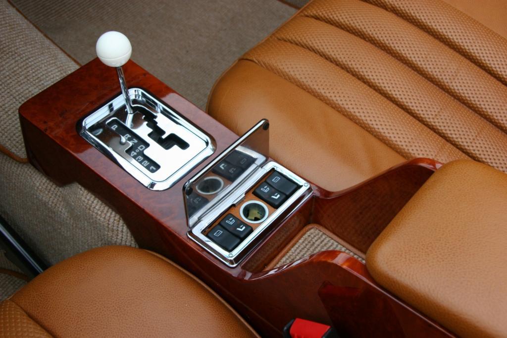 Mechatronik hat sich auf hochwertige Restaurierungen von Mercedes-Klassikern spezialisiert
