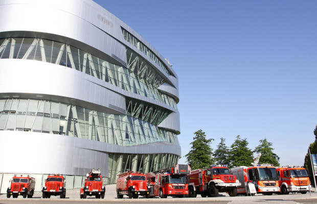 Mercedes-Benz-Museum veranstaltet