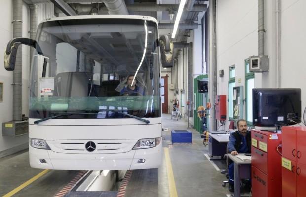 Mercedes-Reisebusse: Sterne vom Bosporus