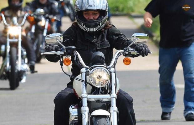 Mit Harley-Davidson wieder aufs Motorrad