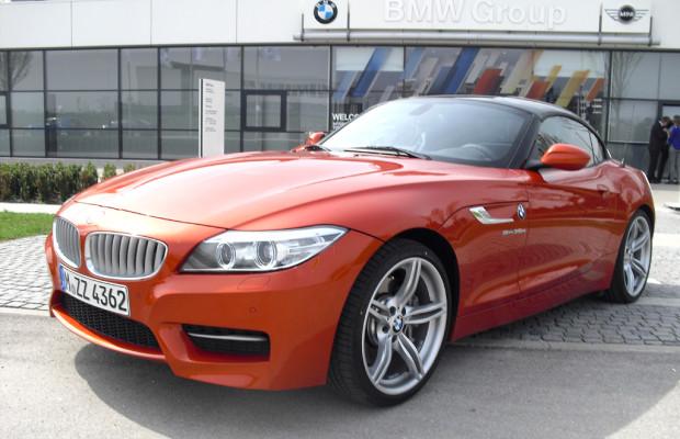 Mit erweitertem Motorenprogramm: BMW hat aufgefrischten Z4 am Start