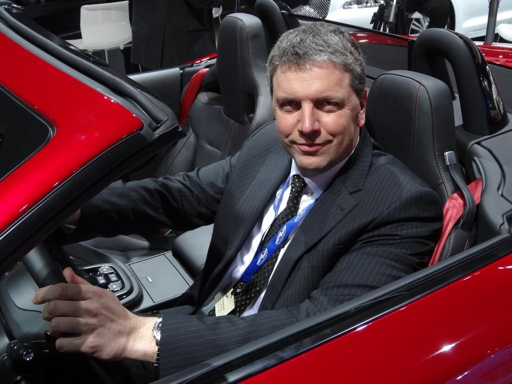 Modelhart: Jaguar wieder mit hohem Verführungspotenzial