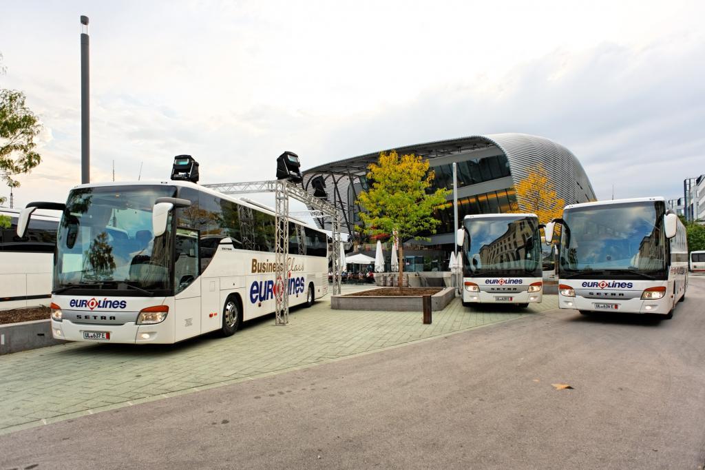 Nach Liberalisierung des Busverkehrs - Viele neue Fernverkehrs-Verbindungen