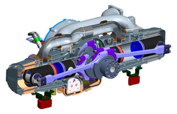 Neue Motorentechnik - Im Zweitakt in die Zukunft