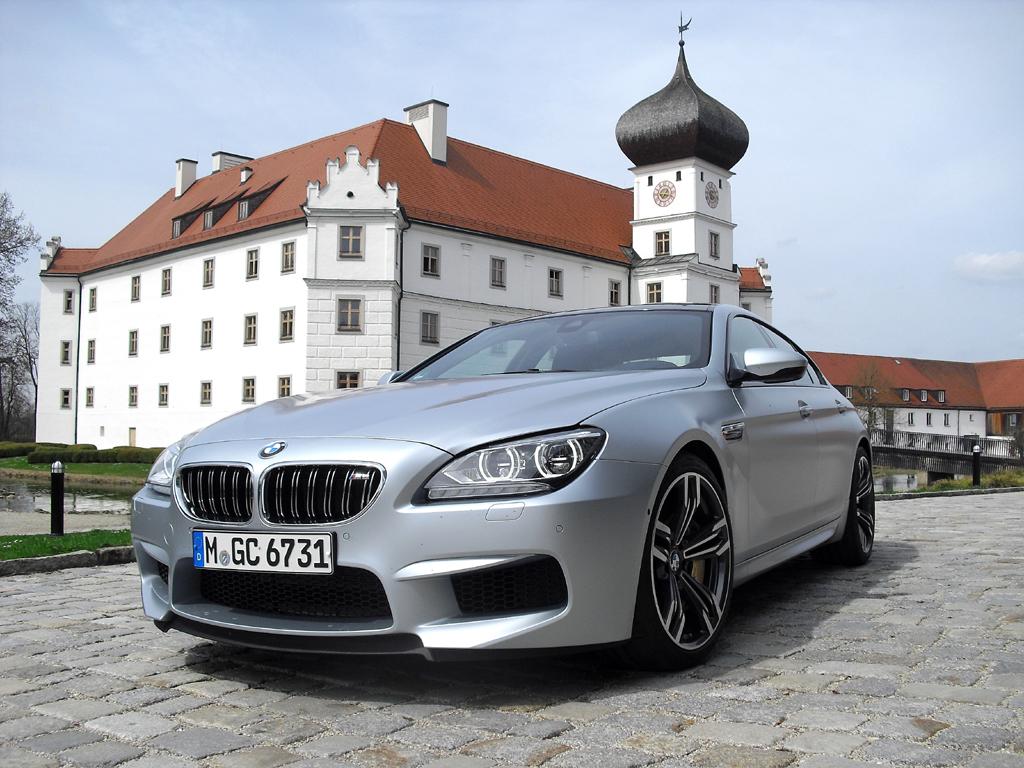 Neues Flaggschiff im M-Modellprogramm: BMW M6 Gran Coupé.