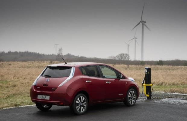 Nissan Leaf - Die Spannung bleibt