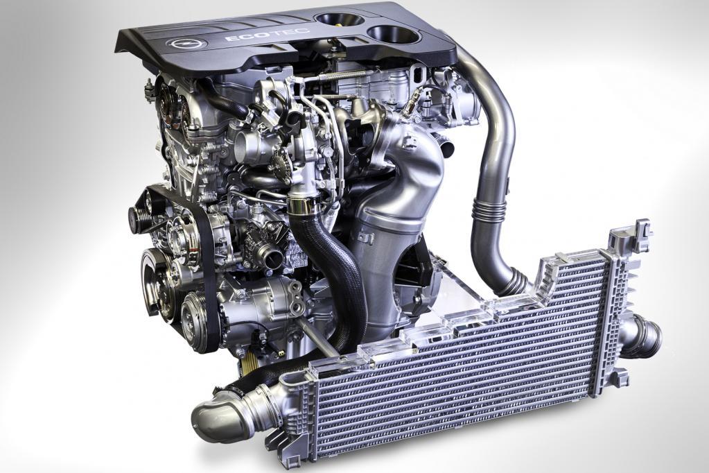 Opel Technikoffensive: Neue Motoren, neue Getriebe