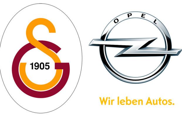 Opel jetzt auch Partner von Galatasaray Istanbul