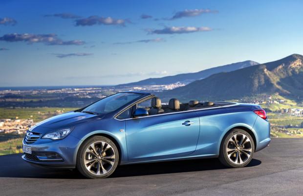 Opel serviert Adam und Cascada zum Frühstück