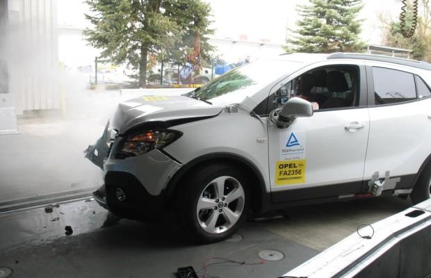 Opel testet Kältemittel - Kein Feuer im Mokka