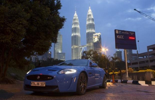 Panorama: Jaguar Taste & Race - Adrenalin trifft Aroma