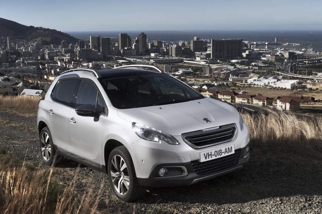 Peugeot 2008 - Mini-SUV für die ganze Welt
