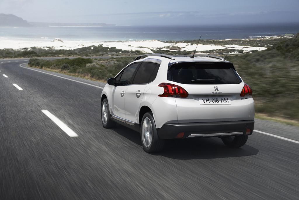 Peugeot 2008 ist bestellbar