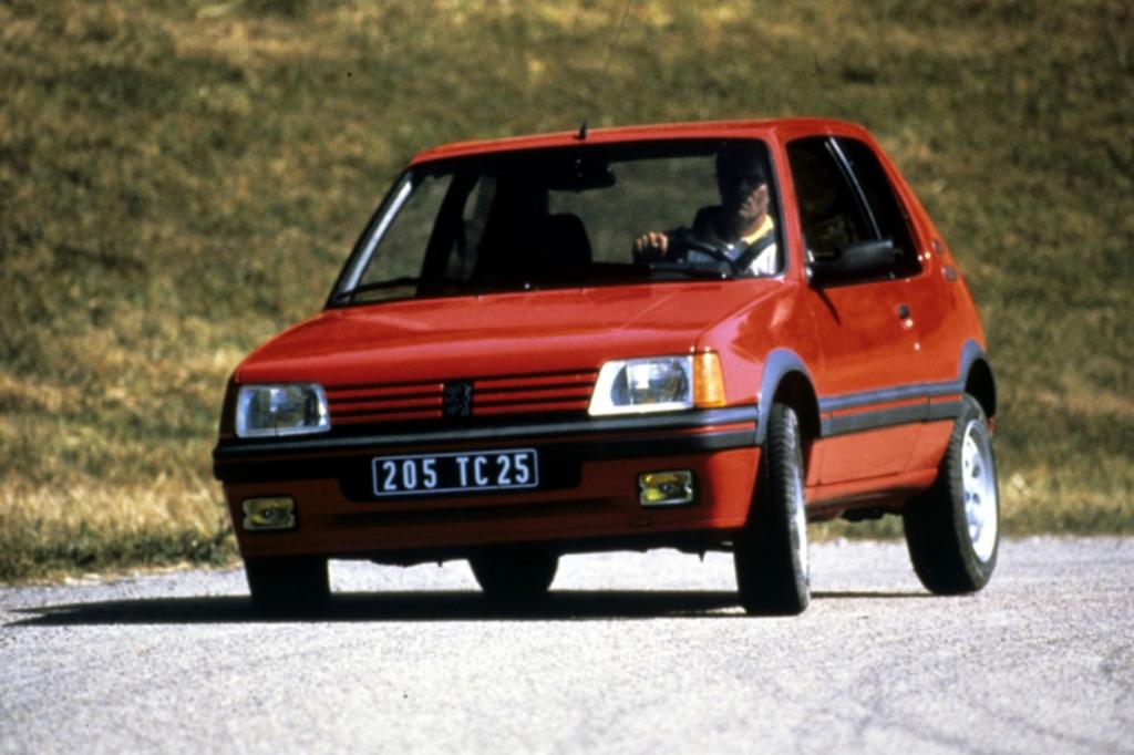 Peugeot 205 GTI ab 1983