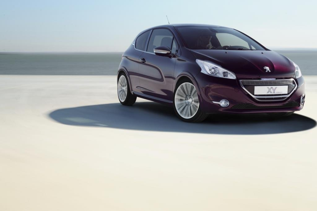 Peugeot 208 XY - Mode für den Alltag