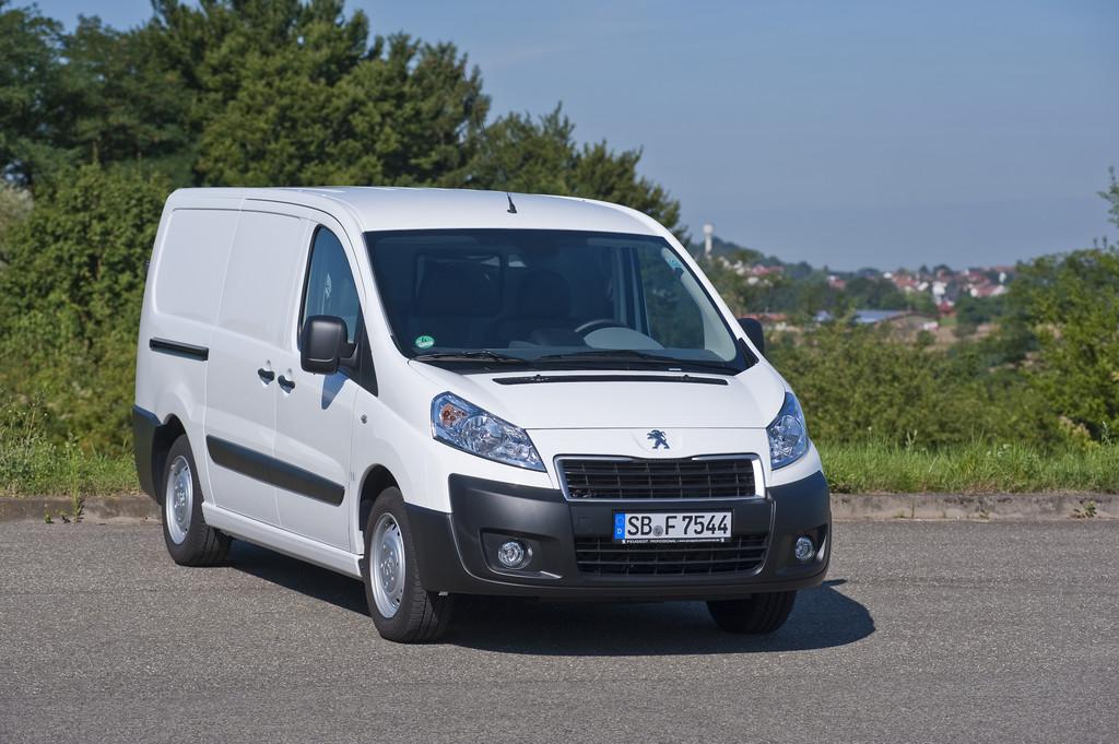 Peugeot Expert Kastenwagen mit Komfort-Plus-Paket