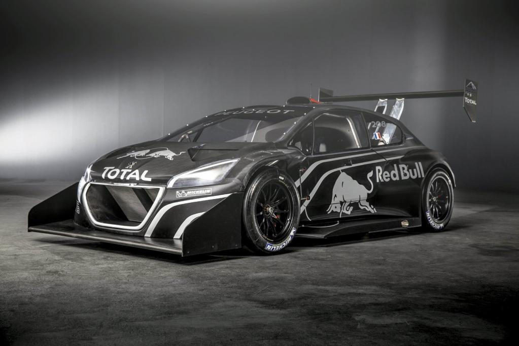Peugeot: Mit Loeb zum Peak