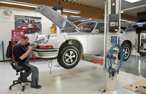 Porsche Classic startet Online-Shop