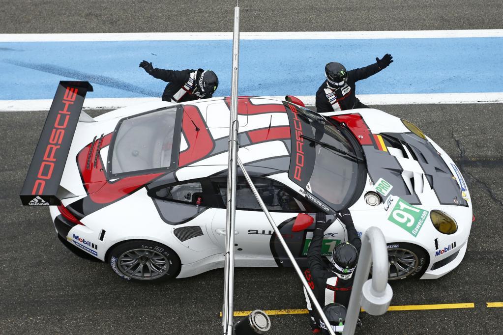 Porsche RSR: Die Sportschau geht weiter