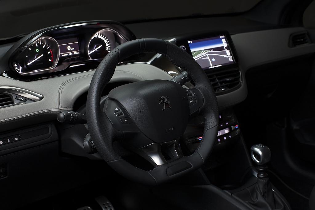 Pressepräsentation Peugeot 208 XY: Gala-Auftritt