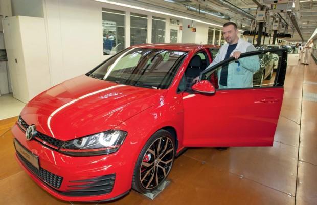 Produktion des Golf GTI beginnt