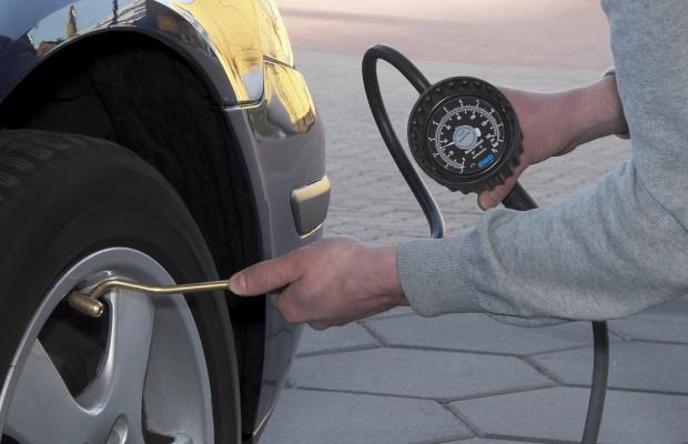 Ratgeber: Der richtige Luftdruck im Reifen
