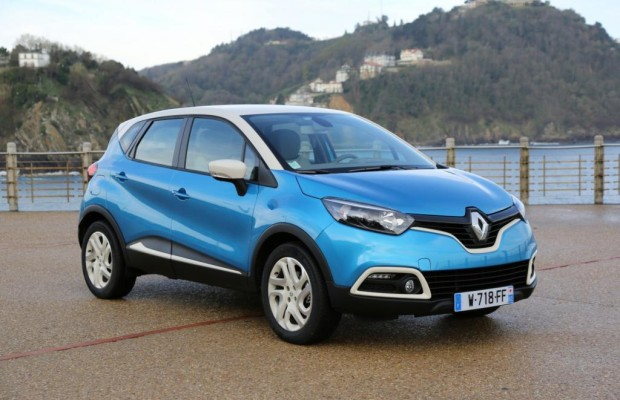 Renault Captur - Nicht ohne meine Schublade