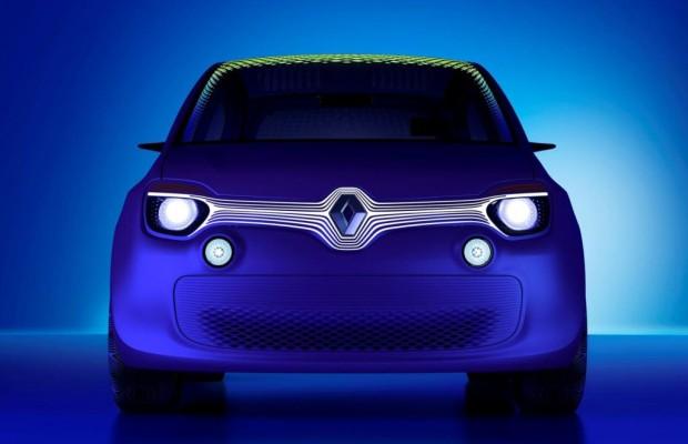Renault Twin Z - Ausblick auf den Twingo