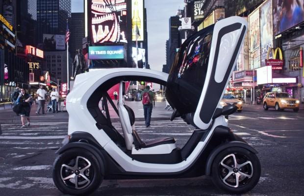Renault ist bekanntester Elektroautohersteller