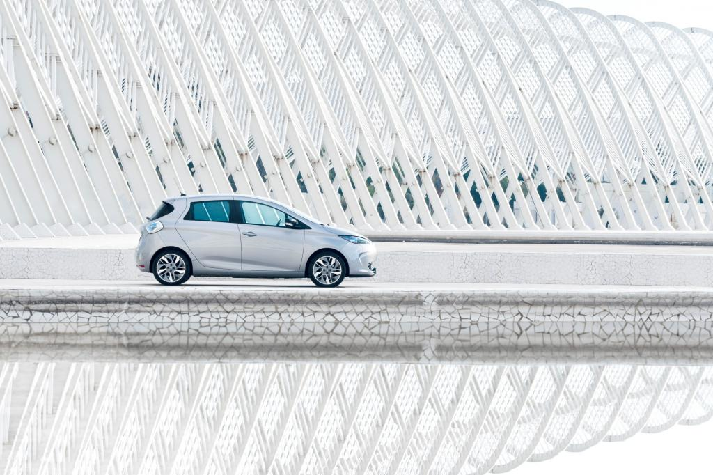 Renault plant die Produktion des neuen Zoe ab 2015 in der Volksrepublik
