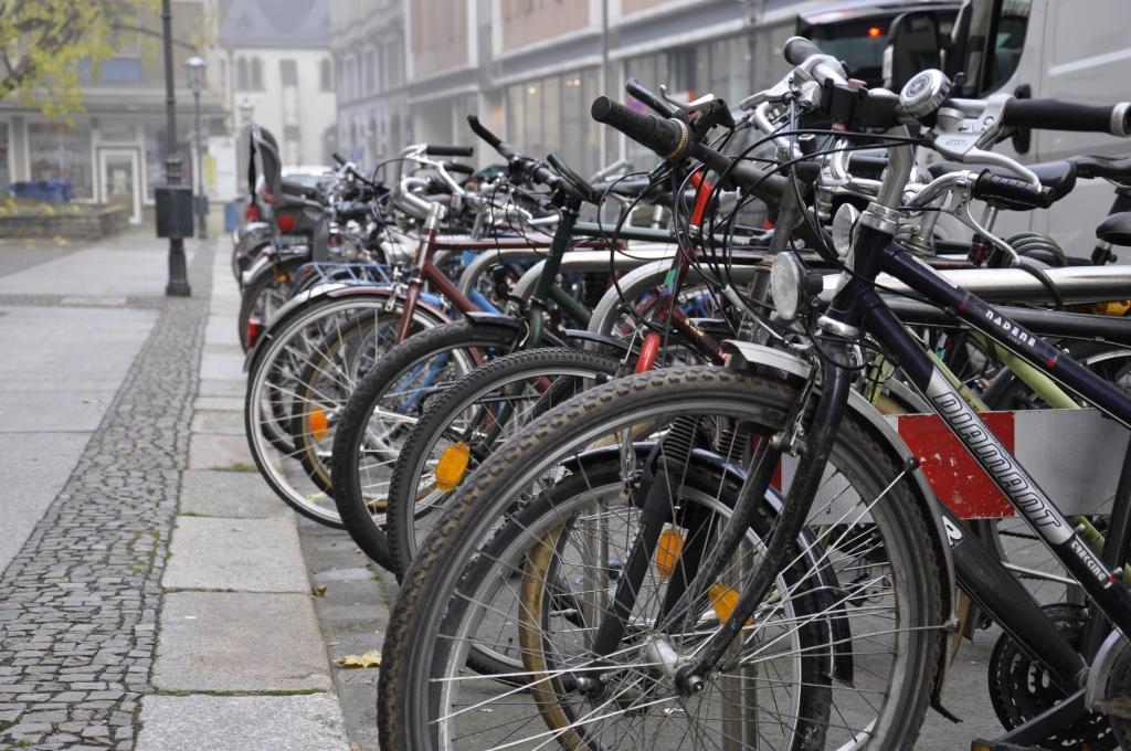 Richtige Sitzhaltung beim Radfahren wichtig