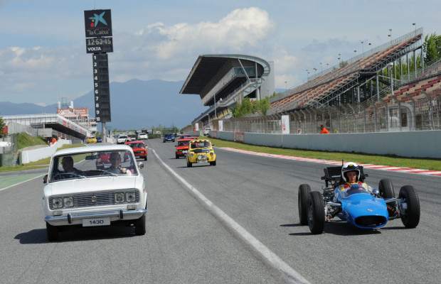 Seat am Circuit de Catalunia