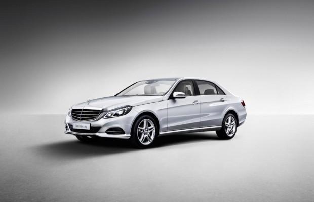 Shanghai 2013: Mercedes E-Klasse Langversion - Lifting für die kleine S-Klasse