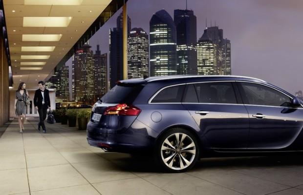 Shanghai 2013: Opel meldet sich zurück