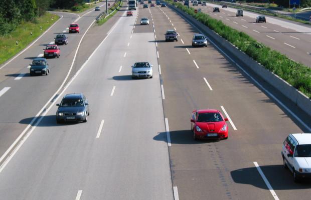 Stauprognose: Entspannung auf den Autobahnen