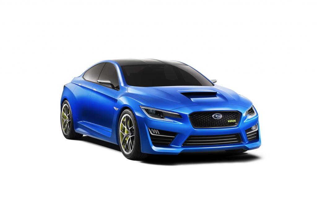 Subaru gibt einen Ausblick auf den neuen WRX