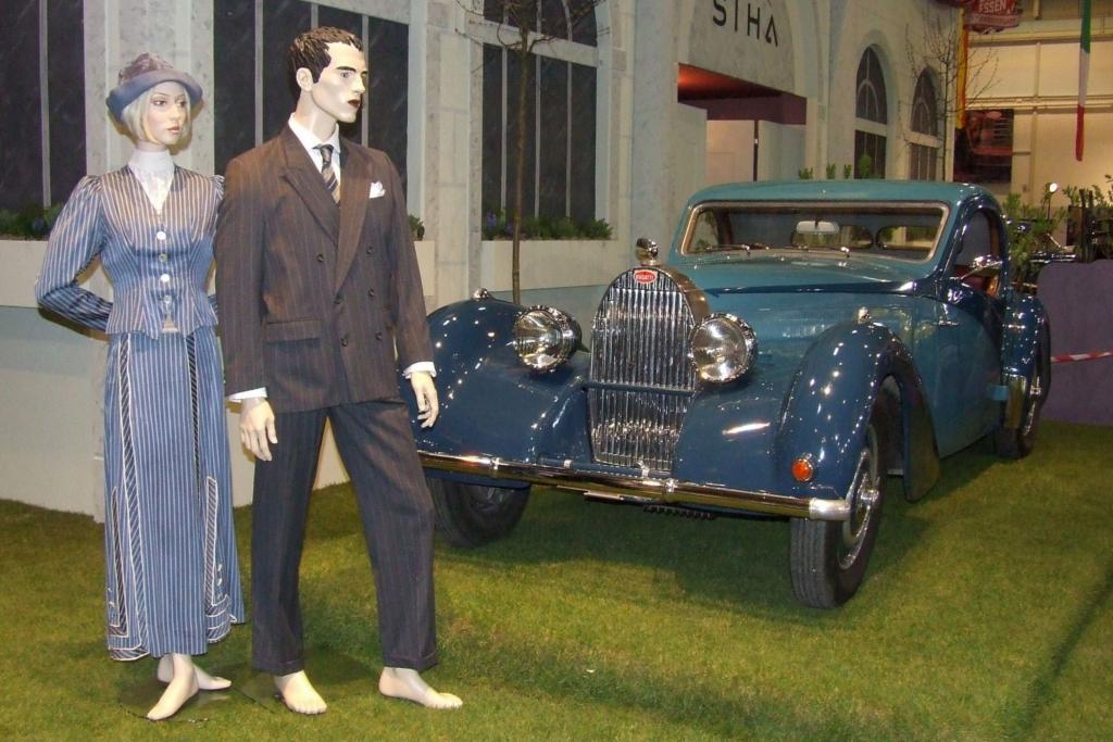 Techno Classica 2013: Im Louvre des Automobilbaus