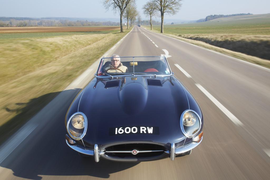 Techno Classica 2013: Jaguar mit E- und F-Type