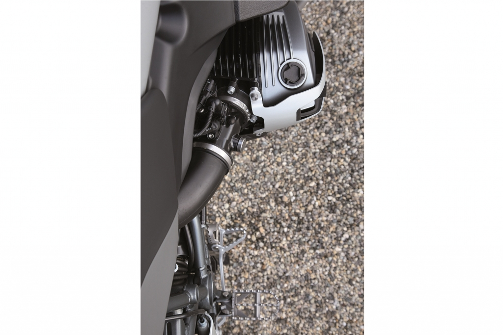 Test: BMW R 1200 GS alt gegen neu - Die dunkle Seite der Macht