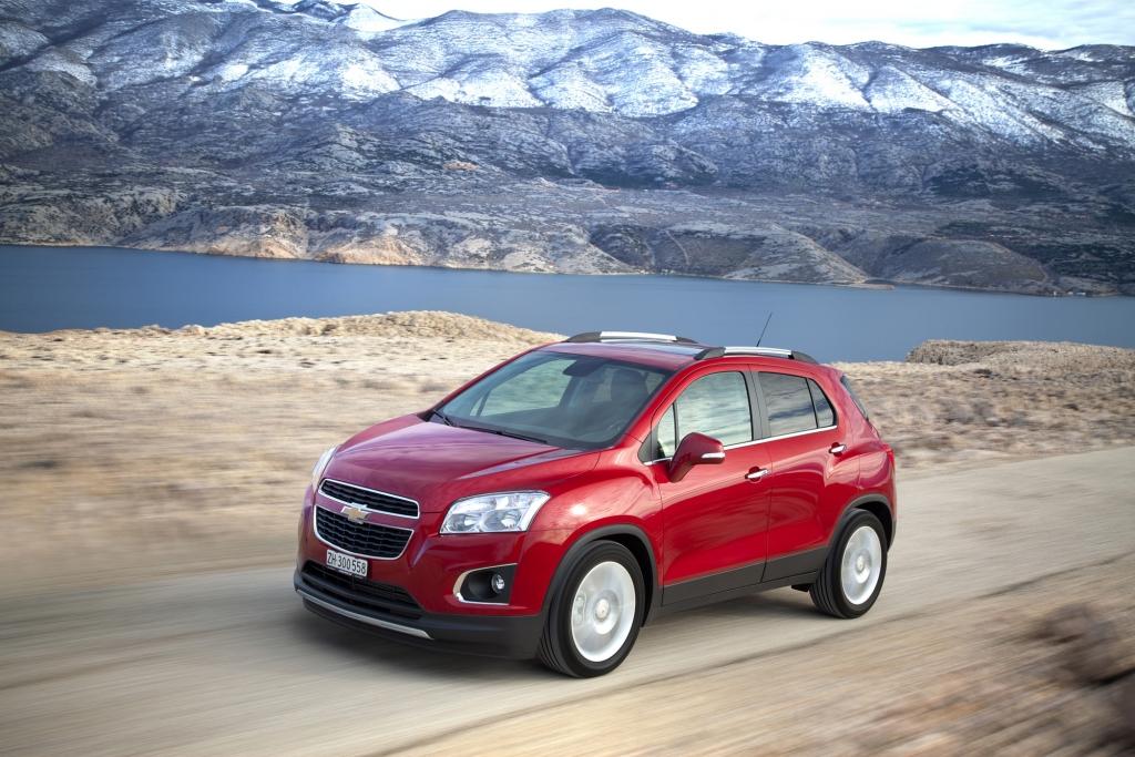 Test Chevrolet Trax: Die Nische als Erfolgskonzept