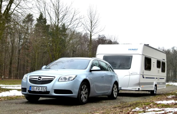 Test Fendt Opal 540 TG: Überwintern im Caravan