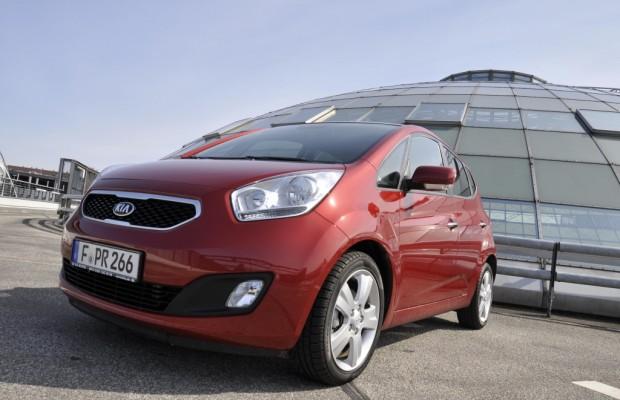 Test Kia Venga 1.4 CRDI Spirit: Minivan mit flexiblem Innenraum