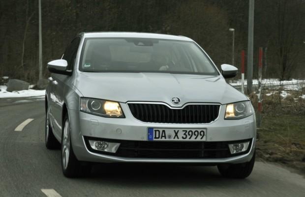 Test: Škoda Octavia 1.6 TDI Green tec - Klassenkämpfer