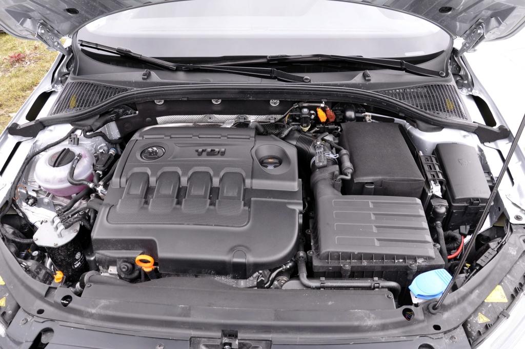 Test: Škoda Octavia Vorstoß Richtung Mittelklasse