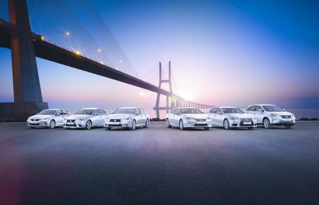 Toyota hat über 5 Millionen Hybridfahrzeuge verkauft