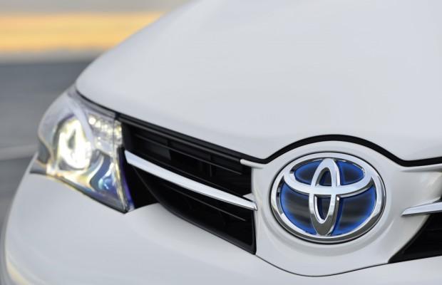 Toyota steigert Hybridfahrzeug-Absatz