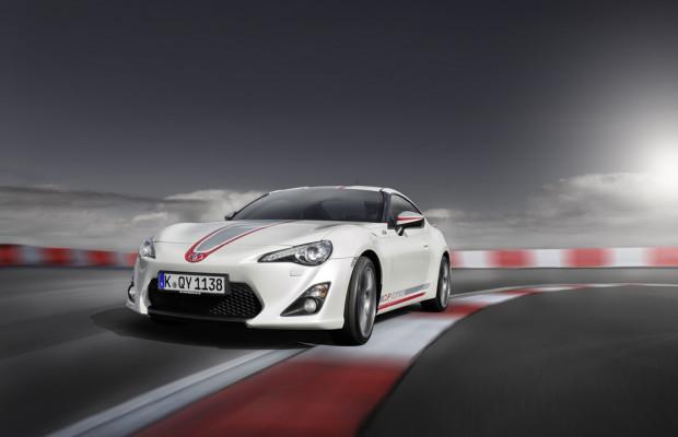 Toyota sucht VLN-Fahrer für GT86 CD-V3