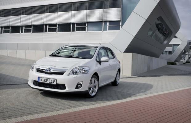 Toyota verkauft über 82 Prozent mehr Hybridfahrzeuge