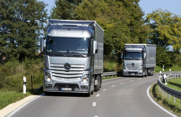 Transporteure gegen generelle Lkw-Maut